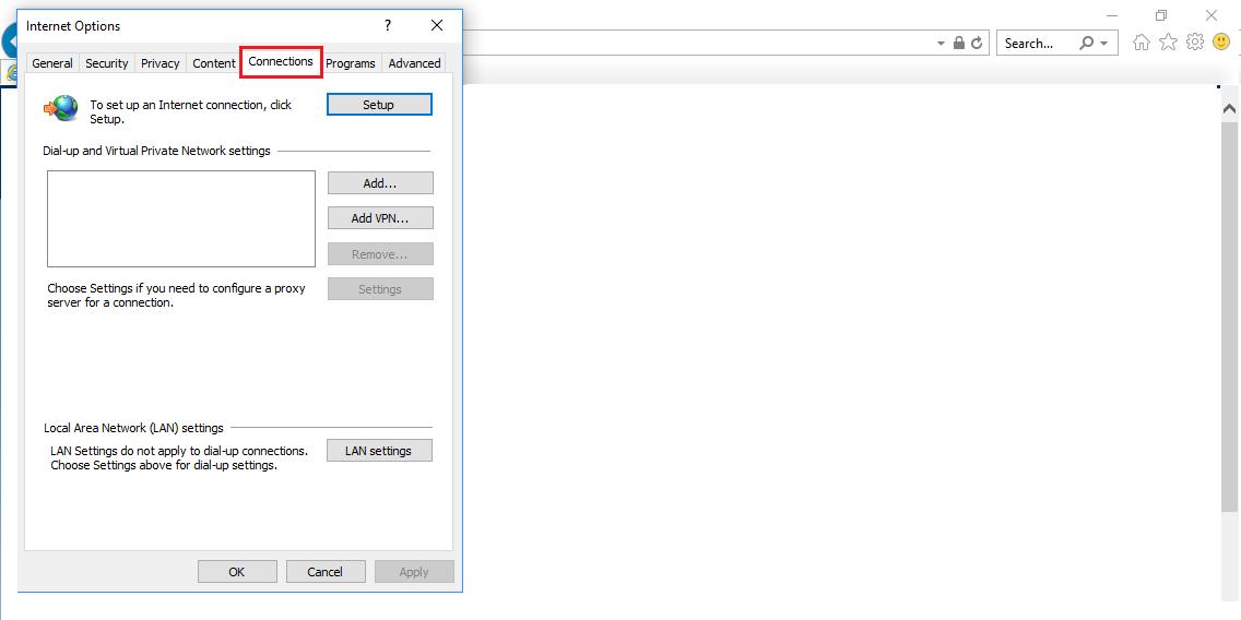 HD thiết lập Proxy